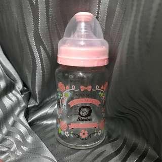 Simba Glass 180ml feeding bottle