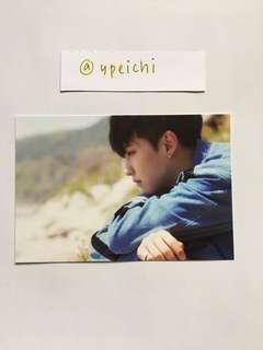 [WTT/WTB] Seventeen Al1 Hoshi Postcard