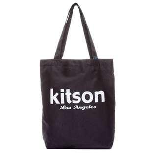 🚚 Kitson 經典logo托特包