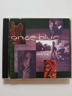 CD One Blue - Save Me