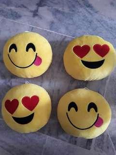 Emoji Squishy x2