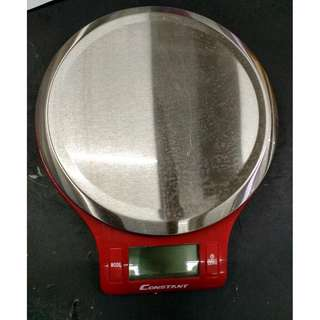 CONSTANT 5kg Electronic Kitchen Scale