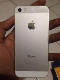 Jual iphone 5s 16gb