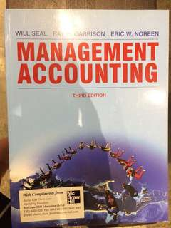 Accounting- Management accounting