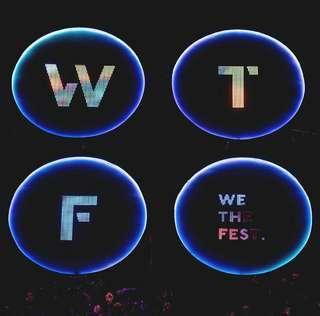 Tiket WTF 2018