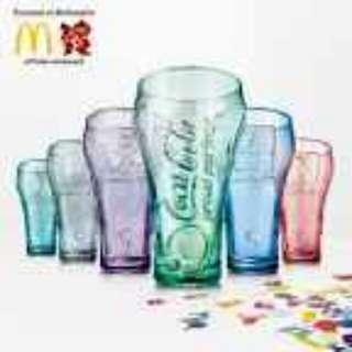 Buying Mcdonalds 2012 Olympic Glass