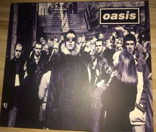 Oasis Do You Know What I Mean CD Single