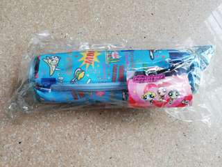 Powerpuff girl pencil case