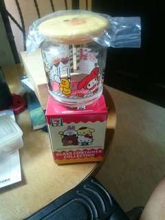 7-11 LINE FRIENDS X SANRIO CHARACTERS