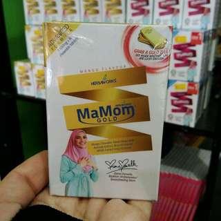 MAMOM GOLD MILKBOOSTER (MANGGA)