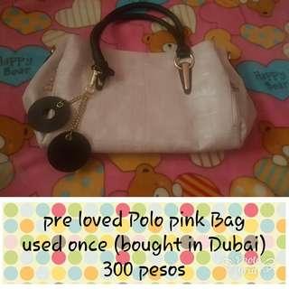 Pre love hand bag