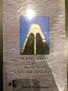 Accounting-Accounting for business consolidations