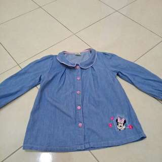 Disney Baby kids Blouse