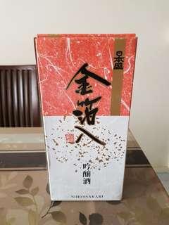 Nihonsakari Sake