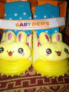 Babyders shoes