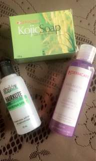 Dermcare products