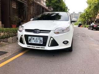 2015 Ford Focus 1.6