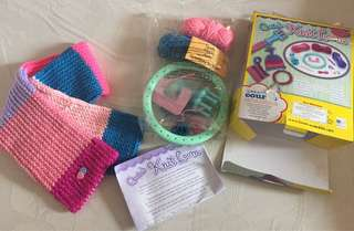 Quick knit loom, alat knitting mudah