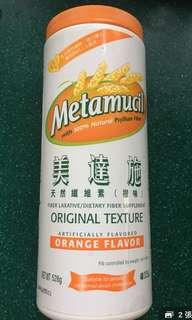 美達施天然纖維粉(橙味) 528g