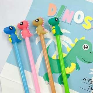 Dinosaur Sign Pen