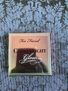 Too Faced candlelight glow - warm glow