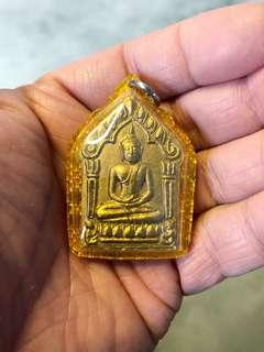 Lp Sakorn 2554 - Phra Khun Paen - Thai Amulet.