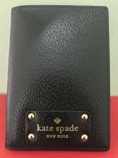Authentic Kate Spade Passport holder, used. No flaws.