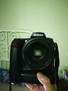 Nikon D90 Second
