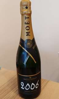 Moet & Chandon Champagne Grand Vintage 2006