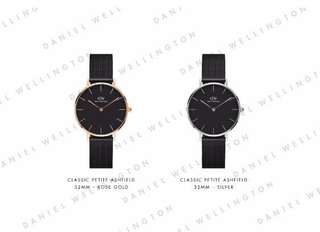 Daniel Wellington watch (left one )