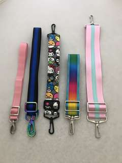 (Sale) assorted seat belt strap for Jujube
