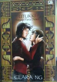 Novel Clara Ng - Utukki Sayap Para Dewa