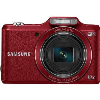 SAMSUNG DIGICAM (Red)
