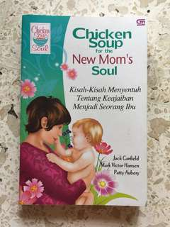 novel Chicken Soup for the New Mom's Soul