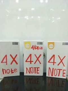 Xiaomi redmi note 4x 4/64 gold bisa kredit tanpa kartu kredit proses cepat bunga rendah