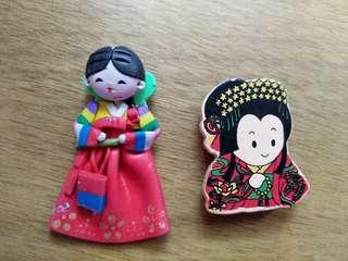 Fridge Magnets Korea