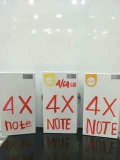 Xiaomi redmi note 4x 3/32 black bisa kredit tanpa kartu kredit proses cepat bunga rendah