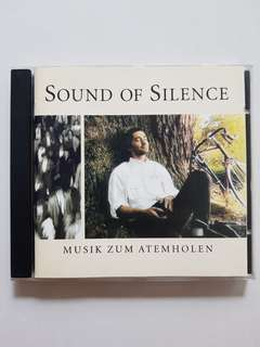 CD Musik Zum Atemholen - Sound of Silence