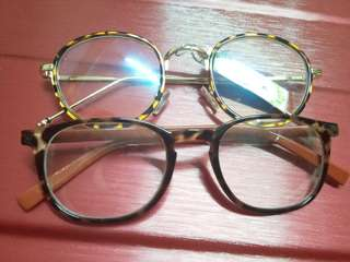 Buy 1 Get 1 Leopard Print Eye frames