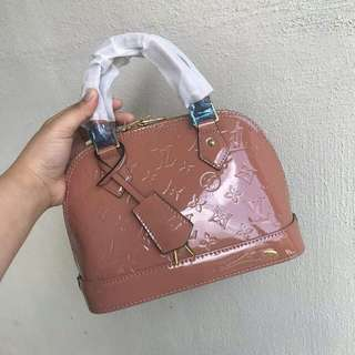 Alma Bb vernish Ready stock