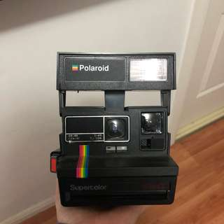 💕Real Vintage Polaroid camera not working