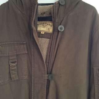 Giordano winter jacket