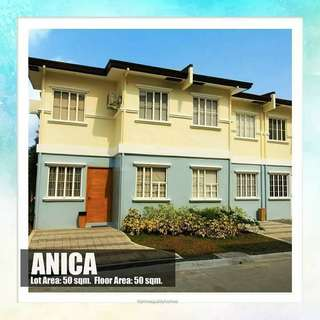 Anica townhouse unit