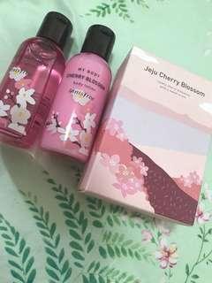 Innisfree Jeju Cherry Blossom 🌸