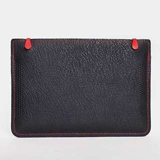 """Handcrafted natural leather sleeve for MacBook Pro 15"""" Touch"""