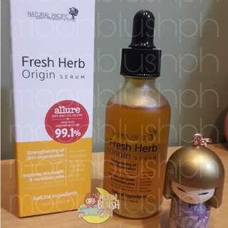 Natural Pacific Fresh Herb Origin Serum 50ml