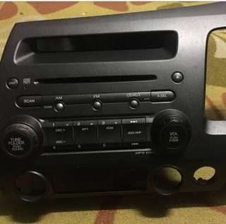 Radio Player original honda FD