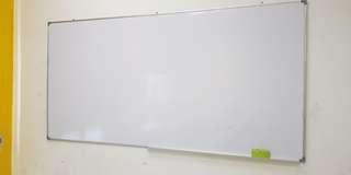 Long whiteboard RM120