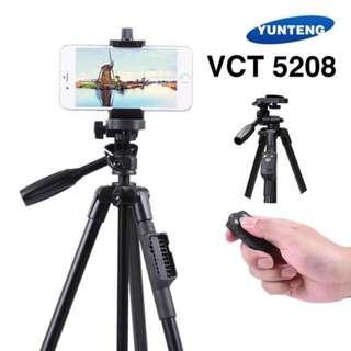 YunTeng VCT-5208 tripod
