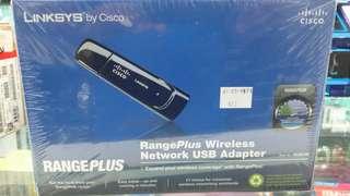 Linksys WUSB100 wifi usb adapter